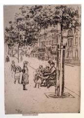 Chelsea Children, Chelsea Embankment