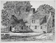 The Old Dominy House (East Hampton)
