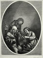 The Three Women (les Parques Hollandaises)