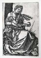 Virgin and Child with the Pear