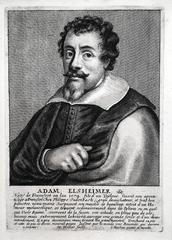 Adam Elsheimer, etching after a painting of Elsheimer by Jan Meyssens