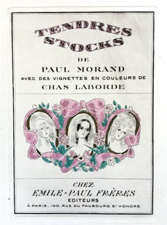 Tendres Stocks: The Complete Etchings