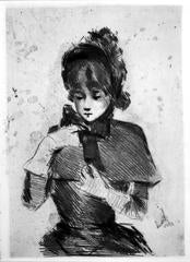 [La Jeune Fille] (Young Girl)