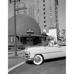 Hollywood and Los Angeles Landmark Brown Derby
