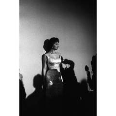 """Academy Awards: 30th Annual,"" Sophia Loren"