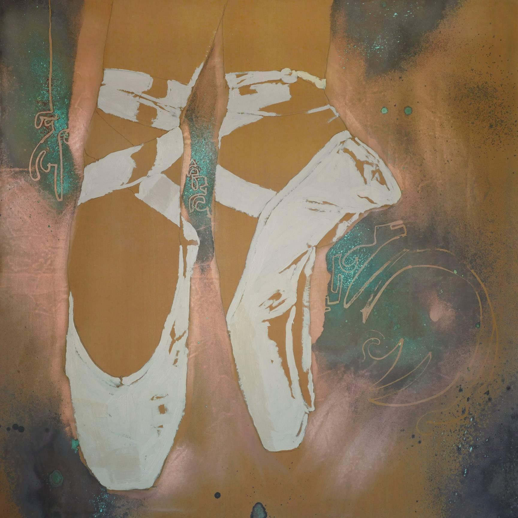 En Pointe    (Ballet Shoes Slippers)