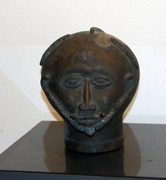 ASANTE BRONZE HEAD