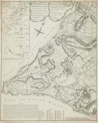 Plan of the City of New York by John Montresor 1775