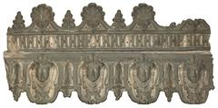 French Antefix