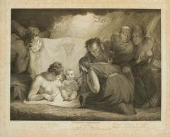 The Infant Shakspeare