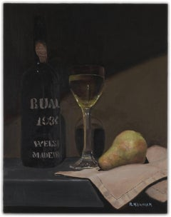 Pear and Madeira Wine