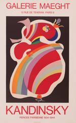 Kandinsky, Periode Parisienne 1934 - 1944