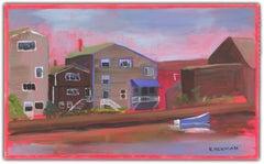 Houses in Rockport, Massachusettes