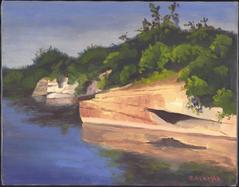 Rachel Newman - Halibut Point, Rockport