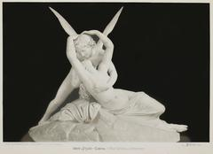 Amor and Psyche by Canova