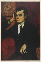 Self Portrait, Marvin Lowe