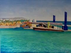 Port of Ashdod , Israel