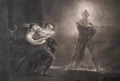 Hamlet, Act I, Scene IV: Hamlet, Horatio, Marcellus,and the Ghost