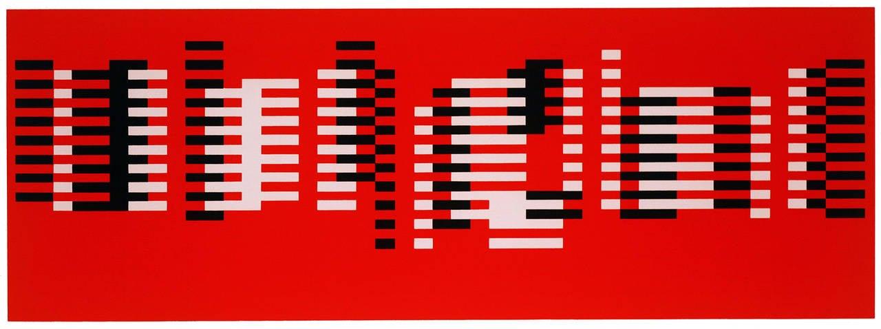 Articulation : Formulation, Portfolio I Folder 8 - Print by Josef Albers