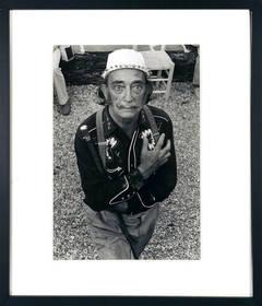 Salvador Dali (Cadaques,1968)