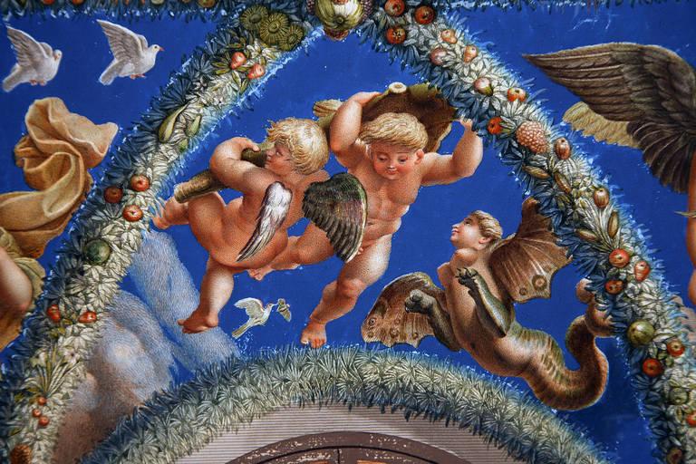 Raffaello Sanzio D Urbino Raphael S Quot Cupid And Psyche