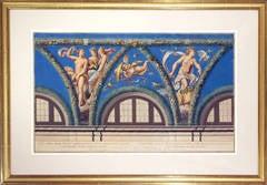 Raphael's Venus and Psyche Plate 4
