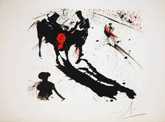 Bull Fight No. 1