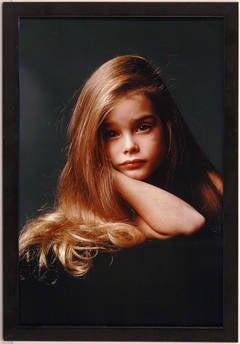 Brooke Shields Portrait