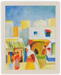 Homage to August Macke #3