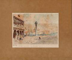 Piazzetta di San Marco, Venice