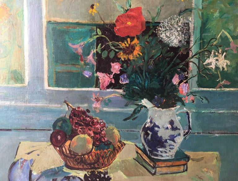 Still Life with Fruits and Flowers   3