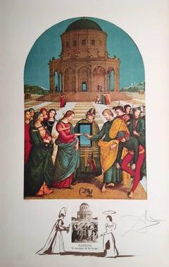 Raphael: Le Mariage de la Vierge