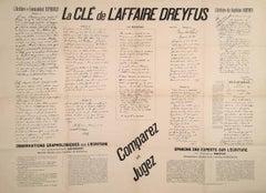 La Clé de L'Affaire Dreyfus  (The Decisive Evidence in the Dreyfus Affaire)