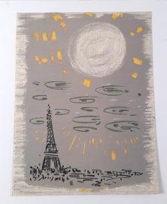 The Eiffel Tower, from Regards sur Paris
