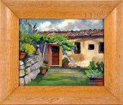 A Farm Cottage in Tuscany