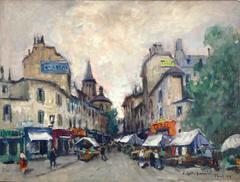 Paris Latin Quartier