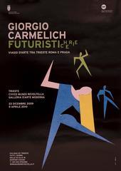 Futurist Exhibition Poster