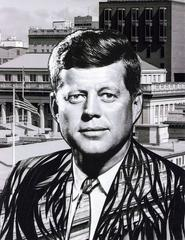 Cross the Party Line: JFK