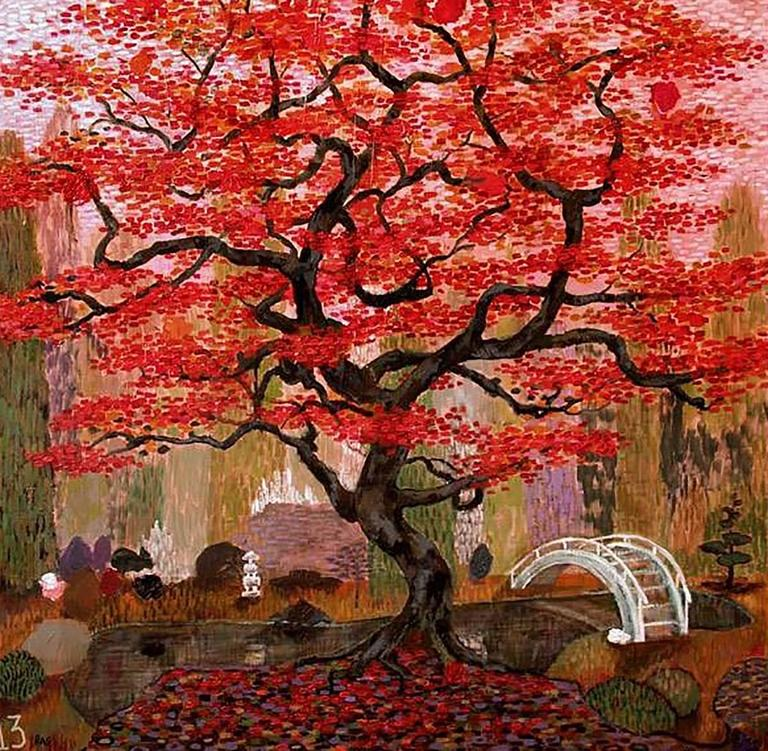 Japanese Garden No. 4
