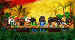 The last Rastafarian Supper