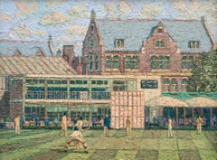 Cricket Match at Emanuel