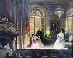 """""""Au Théâtre"""""""