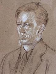 Portrait of Cecil Day Lewis