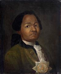 Portrait of King Henri I