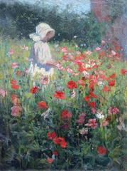 Mia Arnesby Brown - Shirley Poppies