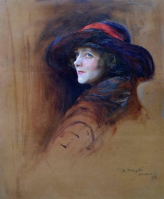 Portrait of a Marion Johnson