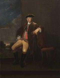 Portrait of the Duke of Cumberland (1721-1765)