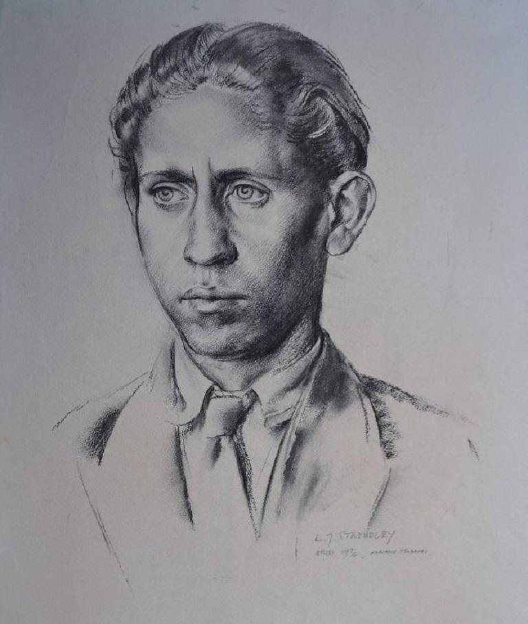 Portrait of Adriane Madami  - Art by James Stroudley
