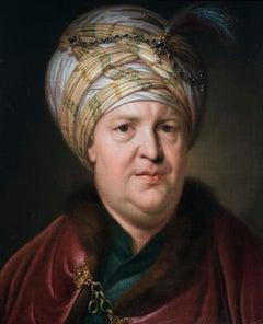 Portrait of a Gentleman in Levantine Dress