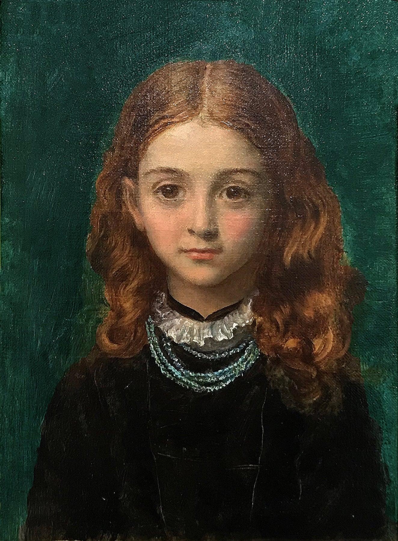 Portrait of Mary Theodora Hale-White